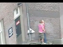Street Fuck In Amsterdam - Amateur Sex Video - Tube8. Com