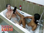 Daddy Mike Fucks Asian Boy Russel