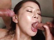 Breasty Rei Kitajima Deals Dick In Superb Group Scenes