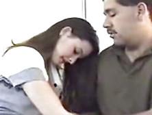 Amateur Couple Having Comfortable Sex