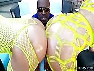 Trío Anal Interracial Con Jada Stevens Y Phoenix Marie