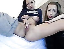 Marvelous And Voracious Teen Babe Squirts Hard In Front Of Webca