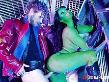 Steamy Guardians Of The Pussy With Cassidy Klein And Michael Veg