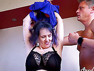 Horny Mature Lady Seduced Handy Man And Got Fucked Hardcore Way