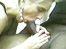 Sean Michaels & A Blonde (Interracial Sex!)