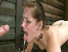 Bobbi Starr Gets Her Gaps Destroyed