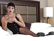 I Will Punish Your Cock With A Chastity Device