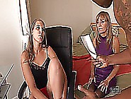 Milf And Hot Daughter Fucking A Bbc