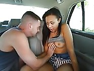 Sex In The Car With A Young Black Girl.  Am
