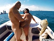 Spring Break Teens Fucking Dude With Big Cock On Boat