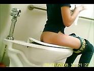 Hidden Cam In Girls Bathroom