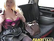 Lithuanian Girl In Fake Taxi