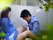 Myanmar Couple Fuck In Park 2