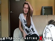 Wild Sex Casting Session With Diamond Cross And Pierre Woodman