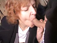 Hottest Amateur Record With Threesome,  Young/old Scenes