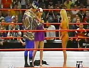 Terri Vs Molly Holly Bikini Contest