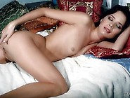 Nelly Fingering Her Tiny Innocent Pussy Alone