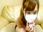 Japanese Young Chat Girl Show Her Masturbation & Pussy By Webcam