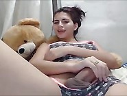 Teen Shemale With Fat Cock On Cam