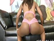 Black Dirty Girl Karma Mauvais Booty Shaking