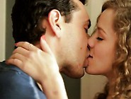 Lusty Brunette Kimber Day Gets Her Man Alone In A Hotel And