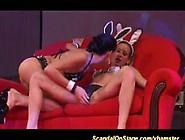 Lesbian Sex Scandal On Public Stage