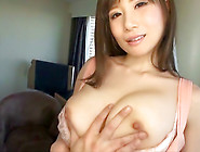 All Japanese Pass - Sexy Japanese Milf,  Azumi Chino Exposes Big