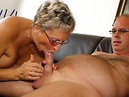 Mature Couple Have Sex