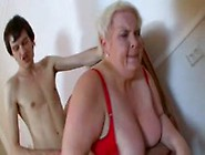 Bbw Mature With Skinny Young Boy