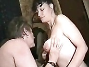 Daddy Albert 62 Years Old With Milf And Young Woman