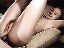 Beautiful Babe With Saggy Huge Tits Gives Good Tugjob