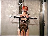 Melany Strappado Bondage Training Part2