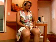 Hairy Brazilian Granny Dying For Hot Young Black Cock In All Her