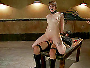 Honey Is Being Slapped,  While She Rides A Hard Dick
