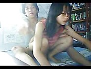 Indonesian Teen Couple Home Alone