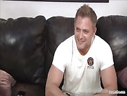 Str8 Nyc Personal Trainer Gets Blow Job