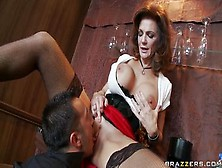 Ass Fuck Porn Video Featuring Deauxma And Keiran Lee