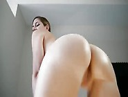 Woman Teases With Her Big Ass
