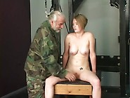 Pretty Bound Girl Willingly Suffers For Her Master