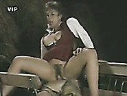 Horny Country Man Fucks Short Haired Village Slut From Behind In