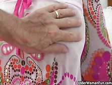 British Grannies Still Need Their Orgasms