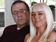 Sara-Step Mom Caught Duddy's Daughter Masturbating