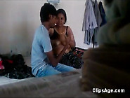 Young Indian Guy Having Sex With His Desi Maid When Alone At Hom