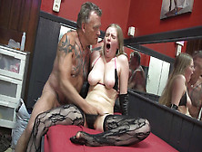 Axel Fuck Slender Blonde Juliet In Her Puss