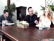 Wife Brett Rossi Needs Big Cock Like Perfect Break