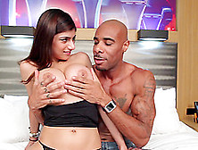 Mia Khalifa Getting Her Delicious Fanny Rammed And Slammed