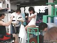 Cute Japanese Teen Girl Peeing In Her Part3