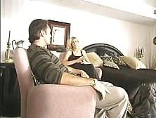 Ryan Conner's Hot Legs In Nylons