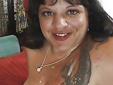 Niki Lixx (Fat Bbw) & Devlin Weed (Black) (Interracial Sex!)