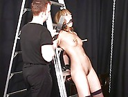 Slut Bound And Ass Caned